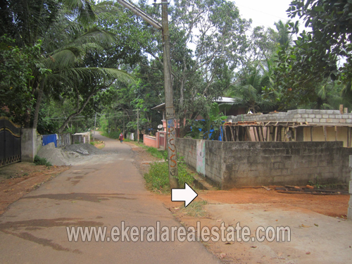 23 cents house plots sale in Pravachambalam trivandrum