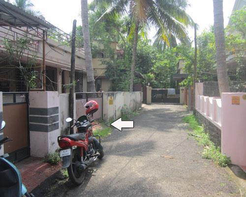 house for sale in Kamaleswaram Manacaud trivandrum kerala real estate