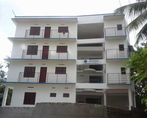 1300 sq.ft. Apartment for sale in Kazhakuttom thiruvananthapuram kerala