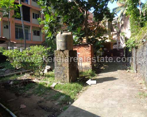 kaimanam real estate trivandrum kaimanam 7cents land with old house for sale kerala