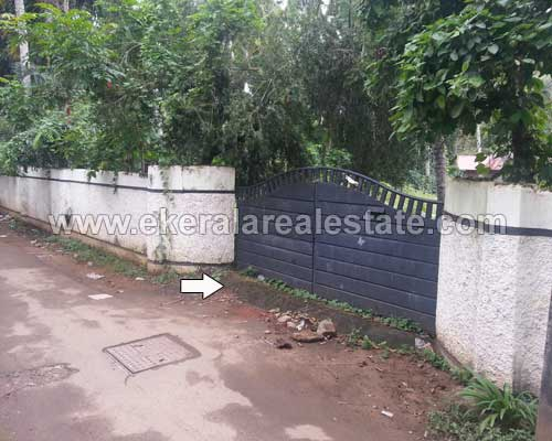 26 cent house plot sale in Pattom trivandrum kerala real estate