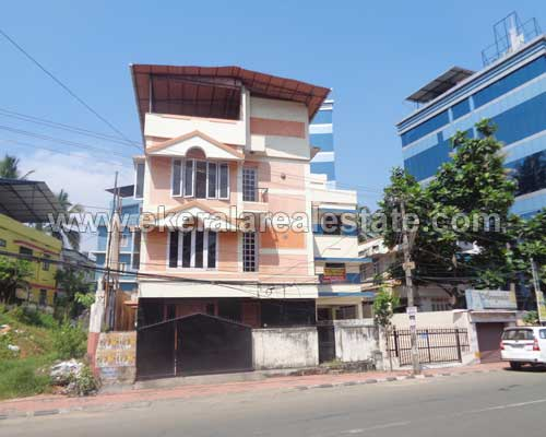 pattom murinjapalam road frontage commercial building sale pattom properties sale