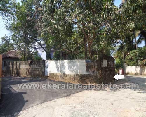 5 cent residential land plot sale in Nalanchira trivandrum kerala real estate