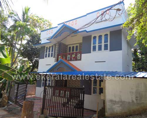 New Two Storied House Villas for sale in thirumala thiruvananthapuram kerala