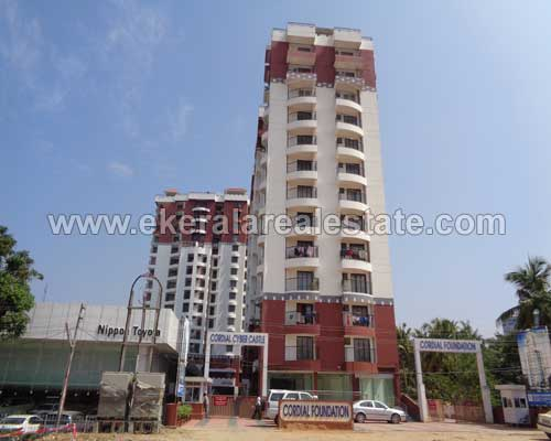 Furnished New Flat for Sale in Bypass Frontage Technopark Trivandrum Technopark
