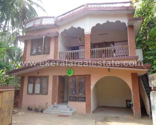 chackai properties trivandrum Kudappanakunnu 2500 sq.ft. used house for Sale kerala