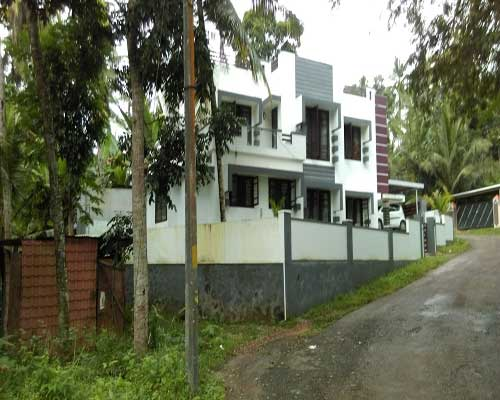 Contemporary Designed Houses for Sale in enikkara Trivandrum enikkara