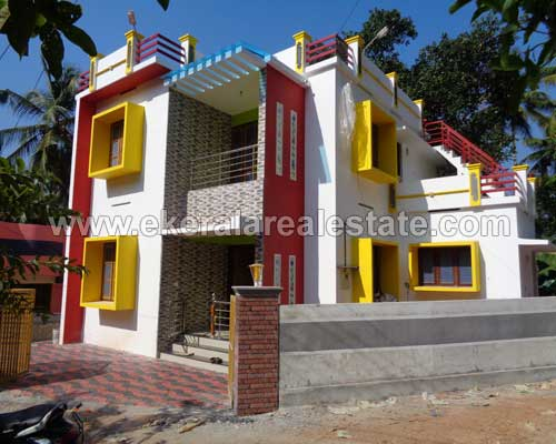 4 Cents 4 BHK New Houses for Sale in nedumangad Trivandrum enikkara