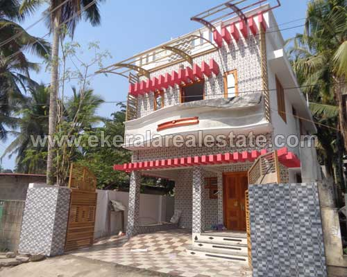 Manacaud properties trivandrum Attukal Manacaud Brand New House for Sale kerala