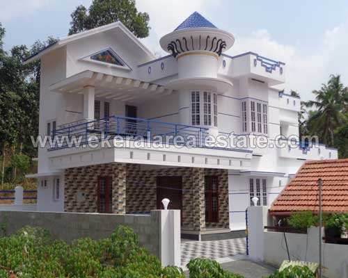 Pothencode real estate 6 cents with 3 bhk new house villas for sale trivandrum
