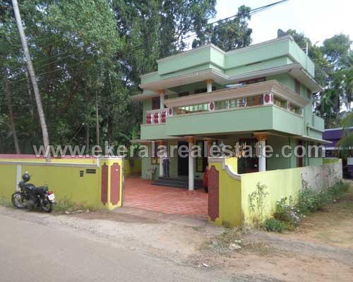 road frontage 3 bhk house for sale at Edagramam karumam trivandrum kerala real estate