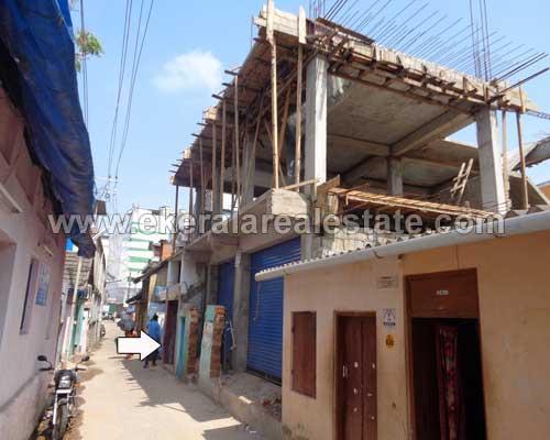 building for sale at attakulangara near east fort trivandrum kerala real estate