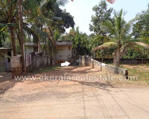 residential house plot 7 cents for sale at Mangattukonam kariavattom trivandrum kerala real estate