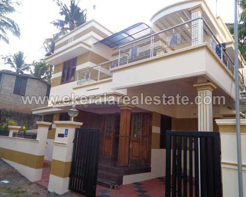new houses in Irukunnam Mudippura Road Nettayam trivandrum Nettayam house sale
