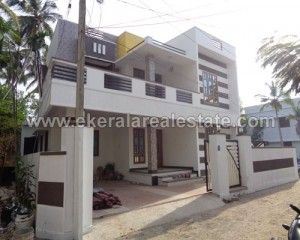 kerala real estate brand new house sale at UPS Lane ambalathara trivandrum
