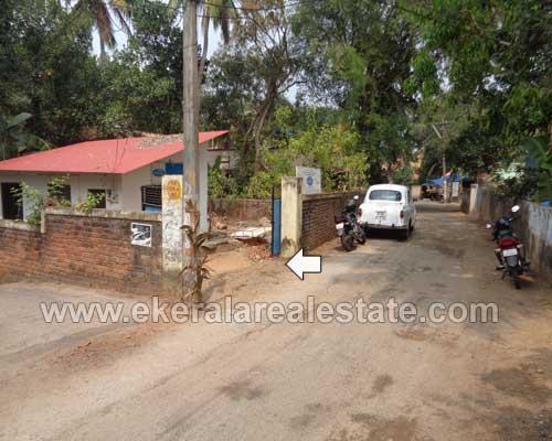 Vattiyoorkavu trivandrum kerala Road Frontage house land plots for sale Vattiyoorkavu