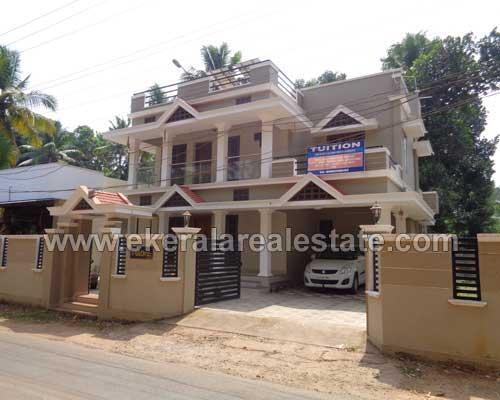 Vellayani trivandrum kerala used house sale Peringamala Road Kakkamoola Vellayani