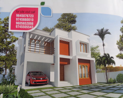 Mannanthala real estate property sale Mannanthala independent new house sale kerala