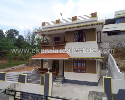 low budget houses sale at Powdikonam Sreekaryam Trivandrum kerala