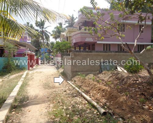 Karakkamandapam  trivandrum residential land plots sale kerala