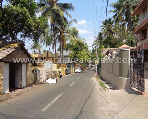 pmg trivandrum Road Frontage land plots and house sale kerala real estate