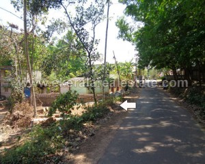 kerala real estate properties Nedumangad 60 Cents land Plot Anad
