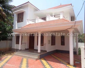 kerala real estate trivandrum Thirumullavaram Kollam house sale