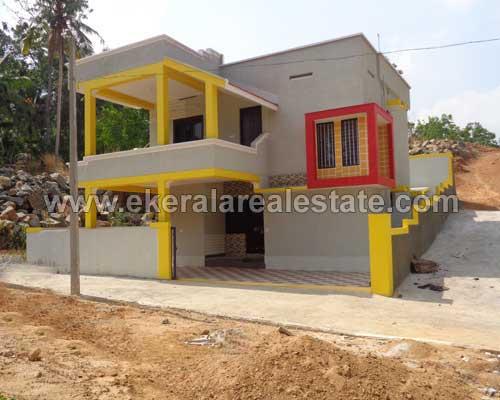 House for Sale at Thirumala Perukavu Trivandrum Kerala real estate