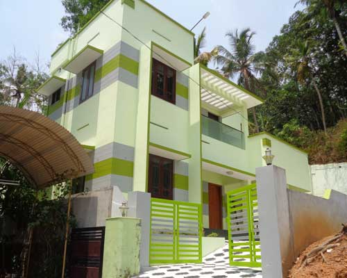 Sreekaryam real estate thiruvananthapuram Njandoorkonam House villas sale