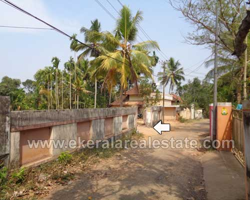 Vellayani real estate thiruvananthapuram Santhivila Plot for sale