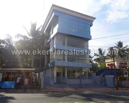 Peroorkada real estate thiruvananthapuram Ambalamukku Commercial Building for sale