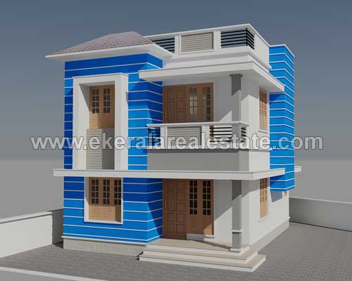 Peroorkada real estate trivandrum Kudappanakunnu Villas for Sale