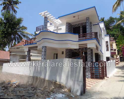 Peroorkada real estate trivandrum Mannamoola House villas for sale