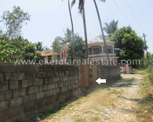 Trivandrum Real estate kerala Anayara House plot for sale