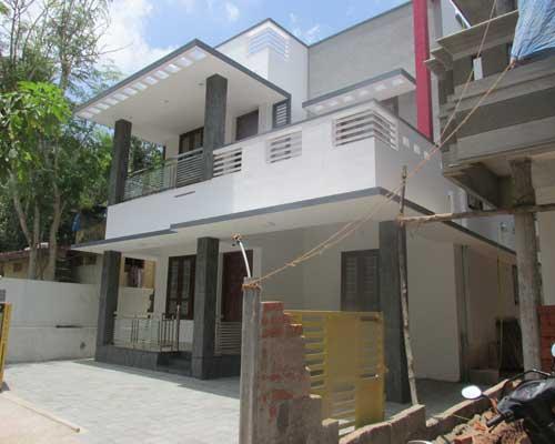 Trivandrum Real estate kerala Vattiyoorkavu House Villas for sale