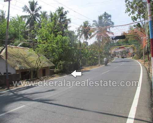 Kerala real estate Trivandrum Malayinkeezhu Land plot for sale