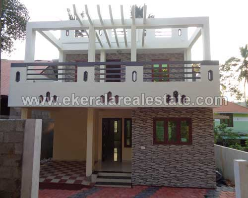 Peyad real estate Trivandrum Pallimukku House villas for sale