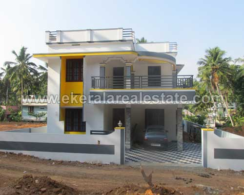 Vattiyoorkavu real estate Trivandrum Nettayam House villas for sale