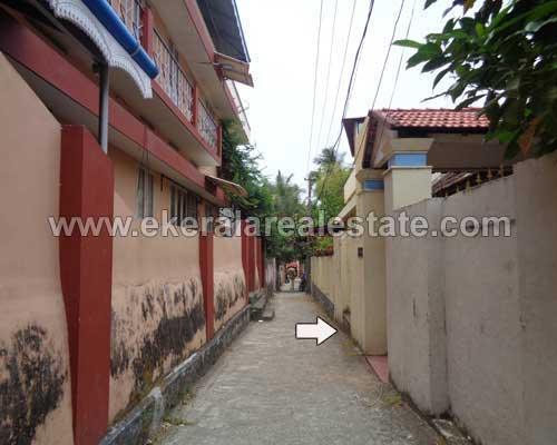 Kerala Real estate Trivandrum Ayurveda College House for sale