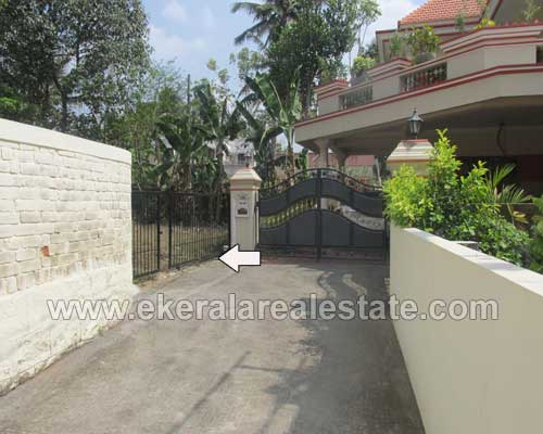 PTP Nagar Properties Trivandrum Elipode Land Plot for sale
