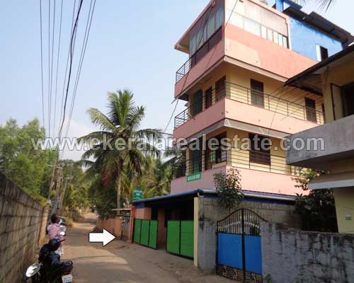 Kazhakuttom  Properties Trivandrum Thrippadapuram Commercial Building for sale