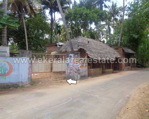 Kadakkavoor real estate Thiruvananthapuram Oottuparambu Land for sale