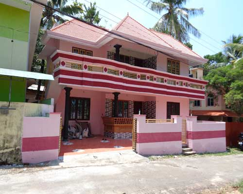 Peyad real estate Thiruvananthapuram Kariyottukonam House for sale