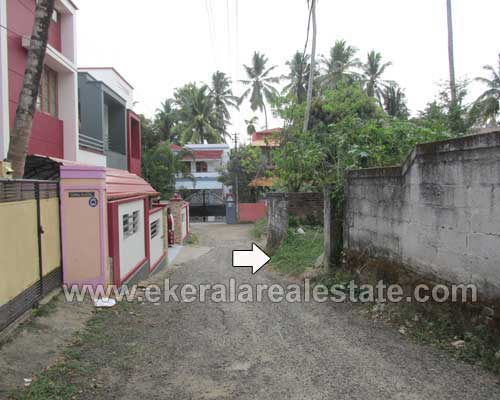 house plots sale at Kairali Nagar Kaimanam trivandrum kerala real estate