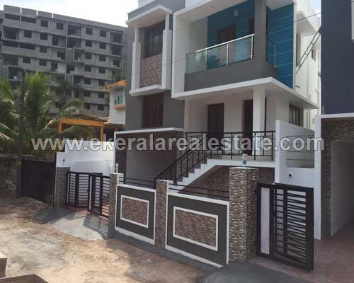 New independent house for sale at Mukkola near Mannanthala trivandrum Kerala