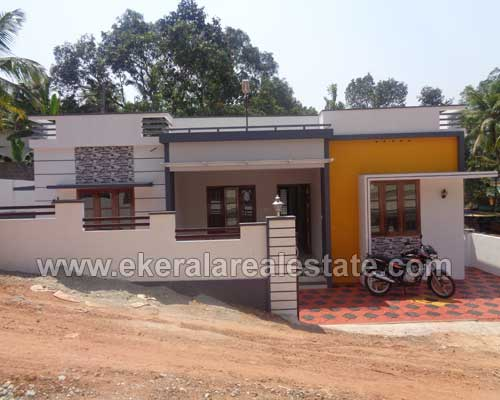 New independent house for sale at Pothencode trivandrum Kerala