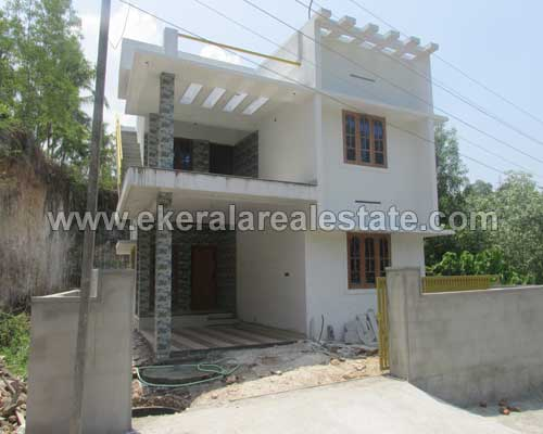 New independent 3 BHK house for sale at Manvila near Infosys trivandrum Kerala
