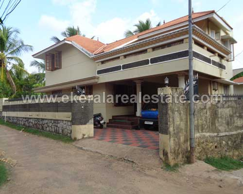 2250 Sq. ft. used House for sale at Vellayani Trivandrum Kerala