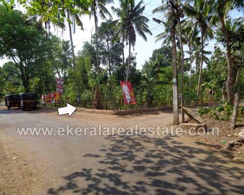 Thiruvananthapuram Real estate Attingal Properties Land plot at attingal