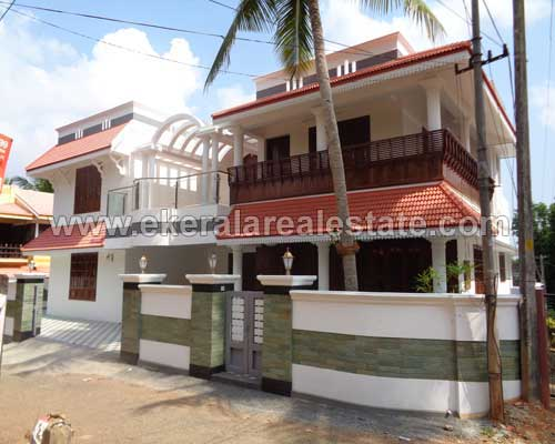 Thiruvananthapuram Real estate Thirumala Properties 3300 sq.ft. house at Thirumala